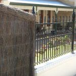 Brushwood Roll Top Fence Cut to Taper